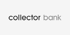Grafik från Collector Bank