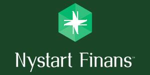 Grafik från Nystart Finans